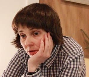 """Oksana Dudko, """"Драма.UA"""" curator"""