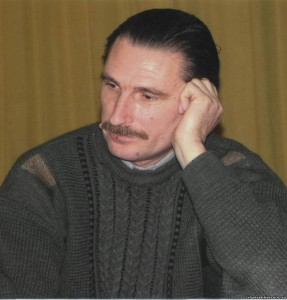 Serhiy Ovcharenko, playwright