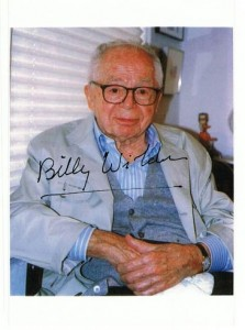 Billy Wilder, playwright