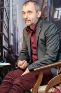 Volodymyr Kuchynski, Theater Director